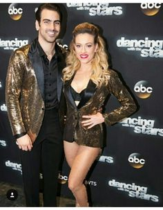 DWTS - 'Episode - The remaining eight celebrities will dance to popular music from favorite musical icons, as 'Icons Night' comes to 'Dancing with the Stars,' live, MONDAY, MAY 2 p. EDT) on the ABC Television Network. Nyle DiMarco and Peta Murgatroyd Katie Leclerc, Peta Murgatroyd, Nyle Dimarco, Maksim Chmerkovskiy, Vanessa Marano, Dancing With The Stars, Popular Music, Attractive Men, Pop Culture