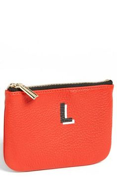 'Cory -A-Z' Leather Pouch http://rstyle.me/n/djt3pr9te
