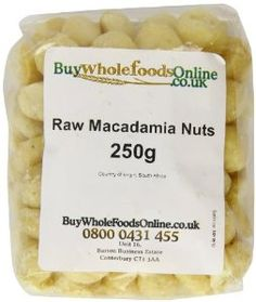 Buy Whole Foods Macadamia Nuts Whole Raw 250 g - http://www.handygrocery.com/grocery-gourmet-food/snack-foods/buy-whole-foods-macadamia-nuts-whole-raw-250-g-couk/