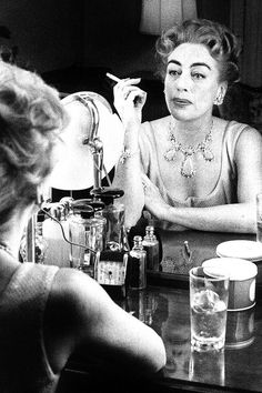 Joan Crawford by Eve Arnold, 1959