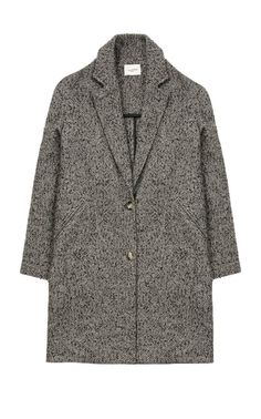 Shop the latest trends. Vacation Wardrobe, Cozy Fashion, Wool Blend, Latest Trends, Gray Color, Men Casual, Shirt Dress, My Style, Coat