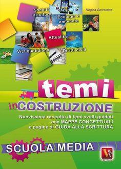 #Temi in costruzione. per la scuola media edizione Vestigium  ad Euro 12.66 in #Vestigium #Libri per ragazzi