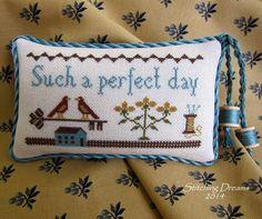 "e-subrosa blog ""Such A Perfect Day"" freebie"