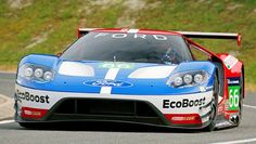 Ford to return to Le Mans with GT racer - BBC Top Gear