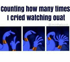 Literally every episode. #OnceUponATime ❤️