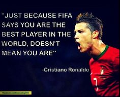 CR7 on Pinterest | Cristiano Ronaldo, Ronaldo and Soccer Quotes