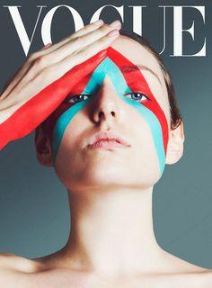 Vogue / Magazine Cover