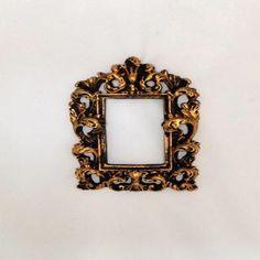 Espelho México Ouro Velho.