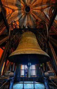 The St. Peterglocke bell, Cologne Cathedral, Germany / by Mustafa Öztürk