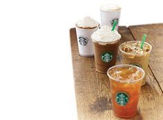 "Starbucks Foodservice | Recipes I heard about the ""secret"" Starbucks menu when I was doing my Bible study at the Target-Starbucks. I tried the Snickers Frappachino. So yummy"