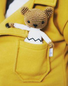 Aleksandra Goryniak-Maziarka alegorma! #amigurumi #teddybear #crochet #polandhandmade #zabawkarstwo