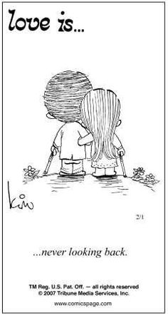 Love is.......