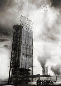 Visual Stories | Douglas Fenton