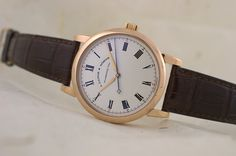 cbac0af38cb8db A. Lange   Sohne Richard Lange 232.032 Reference 232032 in 18k Rose Gold .