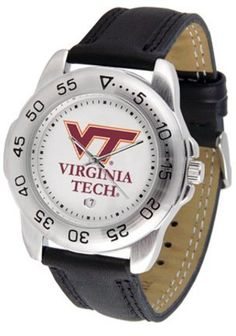 Virginia Tech Hokies Gameday Sport Men's Watch by Suntime SunTime. $42.73
