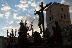 Fotografía de Juan Carlos Vela Cabezas. Jueves Santo -Ciudad Real- Realizada con cámara