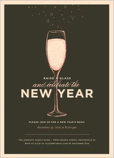 New Year's Invitation