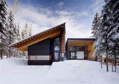 Design Of Modern Houses - Mountain Modern Architecture Home Design #11719 Interior Design | Fionalim.com (1-Nov-16 08:22:29)