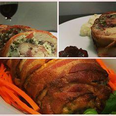 Chicken Involtini... By Lola's Flavours