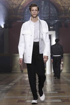 Lanvin Menswear Spring Summer 2015 Paris