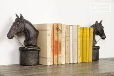 Estos accesorios boho chic son ideales para todos los amantes de caballos. Dan un toque refinado a su armario o a una consola.