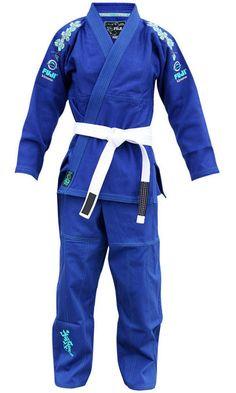 5c0c41297c07d Women s Blue Blossom BJJ Gi by Fuji. Martial Arts GiMartial Arts ClothingBrazilian  Jiu Jitsu GiMma ...