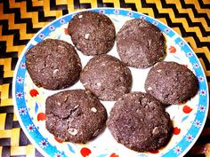 Galletitas de Algarroba sin Gluten - Recetas Para Celiacos Y Bajas Calorias