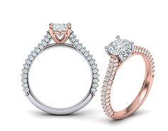 Size-7.75 Diamond Wedding Band in 10K White Gold G-H,I2-I3 1//20 cttw,