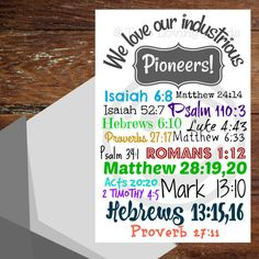 "What actually better way to say ""thanks"" when compared with one-of-a-kind thanks a lot souvenir inspiring ideas they will. Pioneer School Gifts Jw, Pioneer Gifts, Volunteer Appreciation Gifts, Appreciation Cards, Jw Gifts, Thank You Gifts, Family Worship Night, Volunteer Quotes, Jw Pioneer"