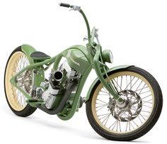 Roger Goldammer Combines Knowledge, Passion and Parts in Cool Custom Cycles. Motorcycle Design, Motorcycle Style, Bike Design, Custom Cycles, Custom Bikes, Bobbers, Cool Motorcycles, Concept Motorcycles, Motorized Bicycle