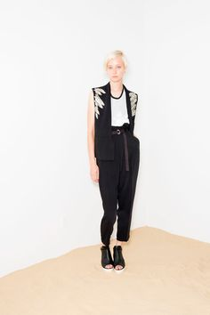 Cut25 by Yigal Azrouël   Spring 2015 Ready-to-Wear Collection   Style.com