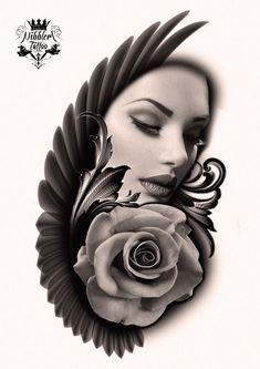 takové ty maličkosti, první kérky a podobné trendy Tattoo Girls, Girl Face Tattoo, Girl Tattoos, Tattoos For Women, Forearm Tattoo Design, Tattoo Design Drawings, Tattoo Sketches, Tattoo Designs, Rose Tattoos