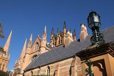 Sydney City, Barcelona Cathedral, Louvre, Building, Travel, Viajes, Buildings, Destinations, Traveling