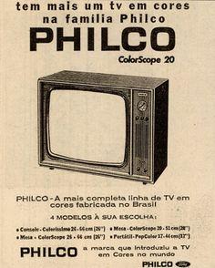 aparelhos de tv antigos - Pesquisa Google