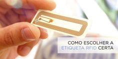 Etiquetas RFID: Revolução no e-commerce - A tecnologia de RFID – ou mais conhecida como Identificação por radiofrequência