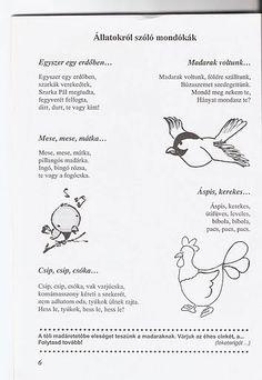 Fotó: Kindergarten Crafts, Preschool Activities, Stories For Kids, Poems, Bullet Journal, Album, Sign, Animals, Stories For Children