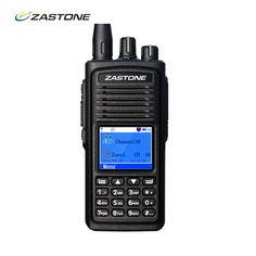 Zastone ZT-D900 DMR Digital Radio 400-470MHz UHF Long Range Professional Walkie-Talkie Two Way Radio CB Ham Radio HF Transceiver