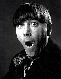 Comedian Moe Howard [Moses Harry Horwitz] of the Three Stooges The Three Stooges, The Stooges, Classic Hollywood, Old Hollywood, Moe Howard, Classic Comedies, Laurel And Hardy, Old Tv Shows, Classic Tv