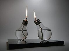 lâmpadas lamparinas