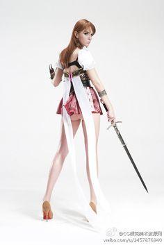 金乌的收藏 The sun's collection Action Poses, Photo Reference, Character Concept, Art Girl, Photo Art, Beautiful Women, Wonder Woman, Princess Zelda, Cosplay