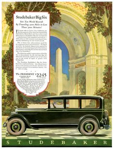 Sisters' Warehouse: Vintage Automobile Posters