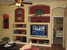 cosy drywall entertainment centers. built in entertainment centers  Built In Drywall Entertainment Centers by Nico wall units and custom drywall