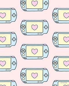 PSP pastel