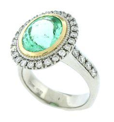 custom concept designed juicy gem ring
