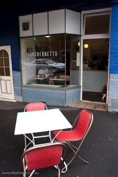 melbourne cafes photo blog: kensington cafes