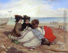On Brighton Beach - Thomas Musgrove Joy