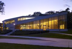 Admissions Center | Charles Rose Architects