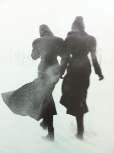 by peter lindbergh / comme des garcons