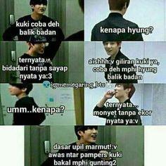 Memes Funny Faces, Funny Kpop Memes, Bts Memes, Hello My Love, Say Hello, Korea, Lokal, Taekook, Wattpad