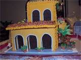 Image detail for -Part 1: Mexican Gingerbread House – From blueprints to sample ...